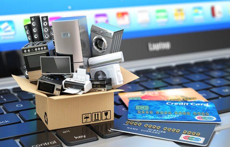 احصائيات حول استخدام البطاقات البنكية في علميات البيع والشراء الالكترونية