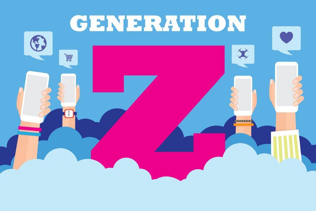 يعتبر جيل Z الرقمي سببا لانتشار التسويق التأثيري