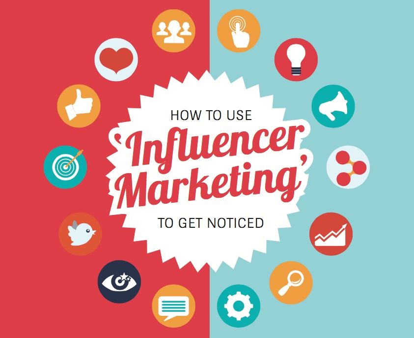 زيادة مشاركة المحتوى الخاص بك من خلال المؤثرين يحسن الوعي بالعلامة التجارية ويزيد معدل البحث