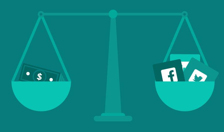 يصبح عائد الاستثمار(ROI) أكثر قابلية للقياس عند تعاون العلامات التجارية مع المؤثرين