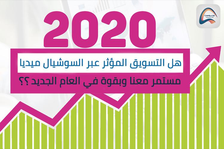 كيف سيبدو التسويق عبر مواقع التواصل الاجتماعي في عام 2020 ؟؟