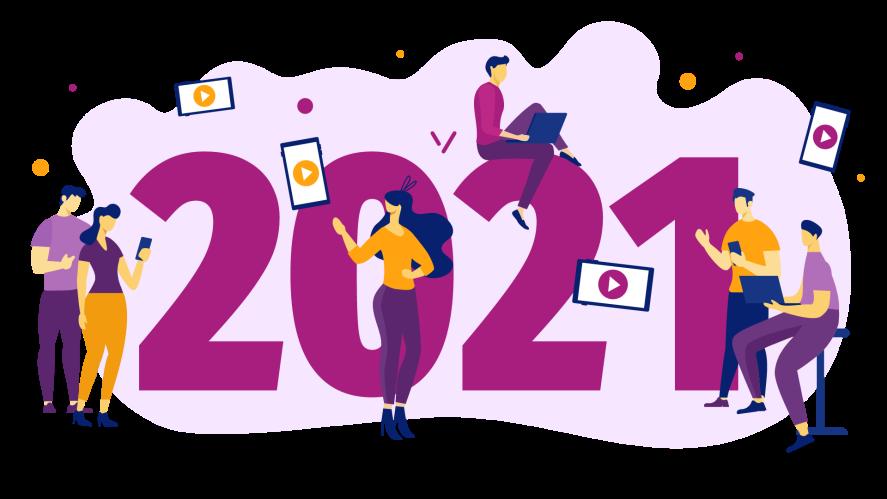 التسويق المؤثر يتسارع بالانتشار فى عام 2021