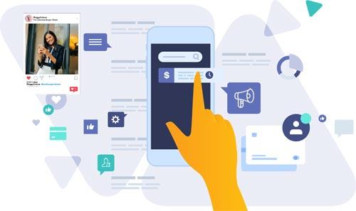 اعداد استراتيجية لادارة حملة تسويقية مؤثرة عبر مواقع التواصل الاجتماعي